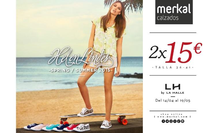oferta de merkal calzados en centro comercial peñacastillo
