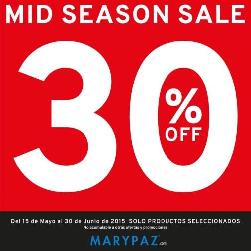Marypaz 30% MidSeason