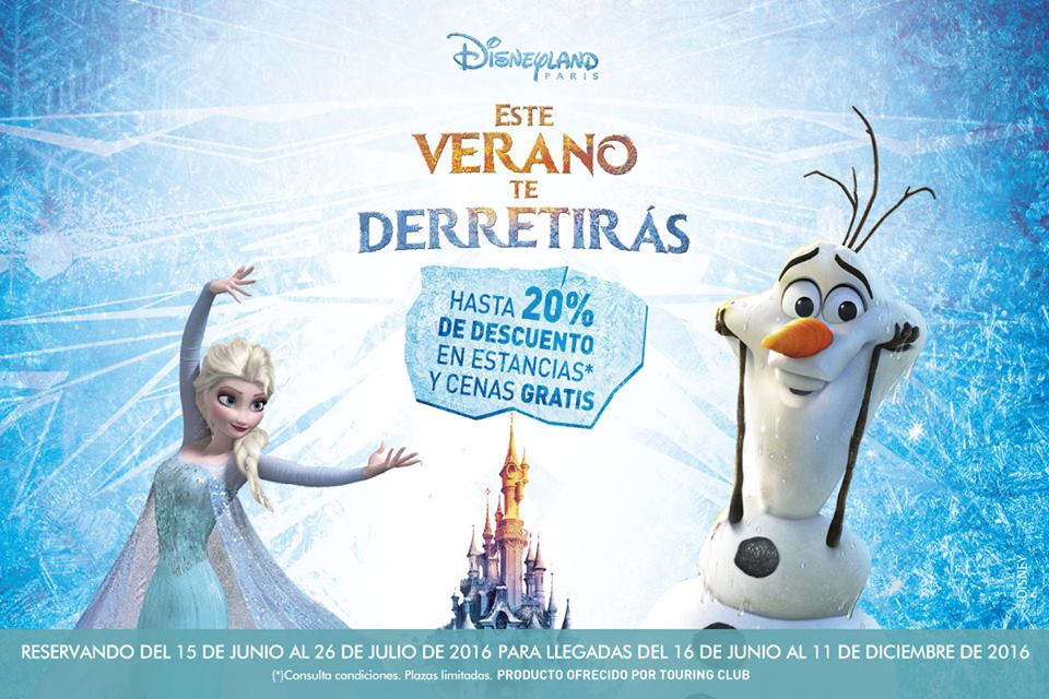 oferta-eurodisney-viajes-carrefour Centro Comercial Peñacastillo