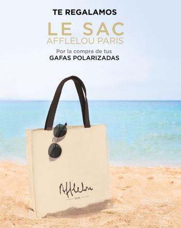 """Consigue la bolsa """"Le Sac Afflelou París"""" en Alain Afflelou."""