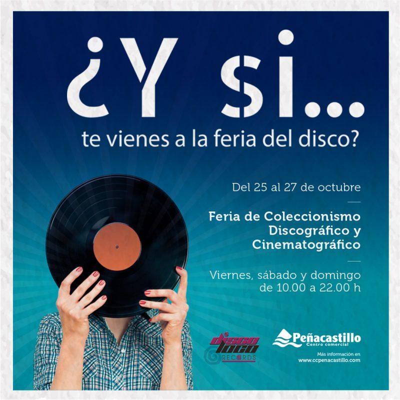 Feria Internacional de Coleccionismo Discográfico y Cinematográfico 2019