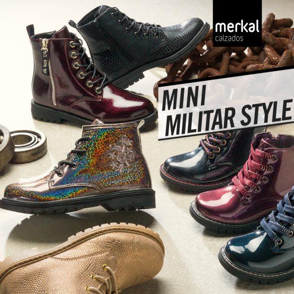 Militar Style en Merkal de Santander
