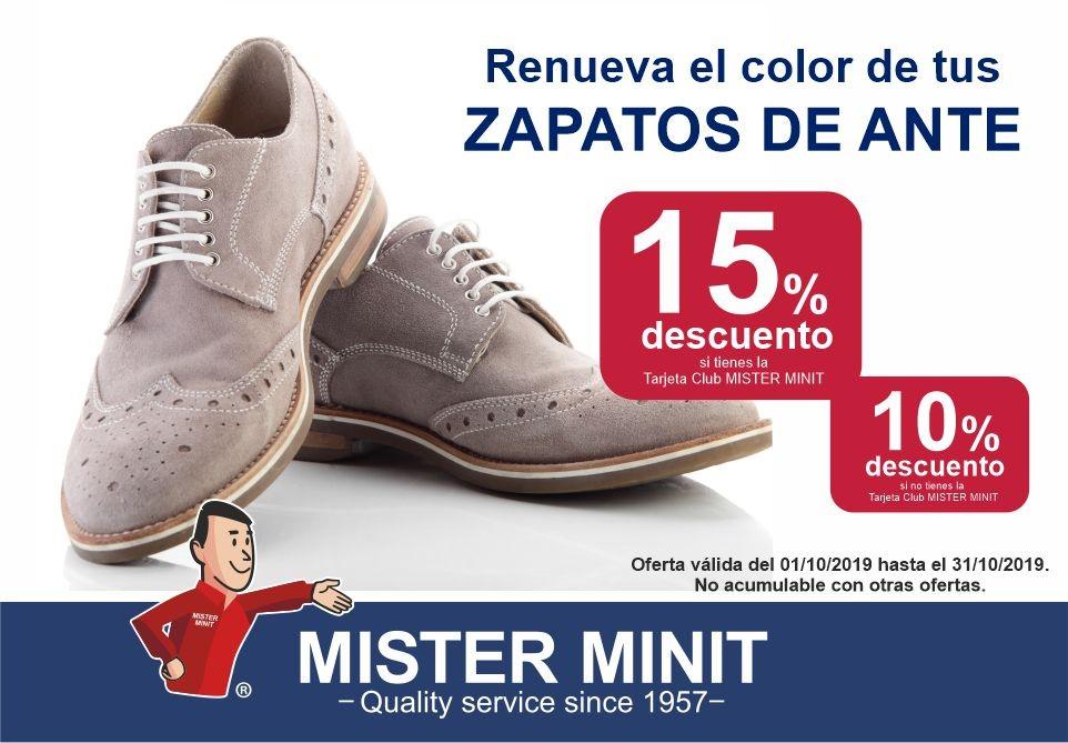 Cuida tu coche con Mister Minit.