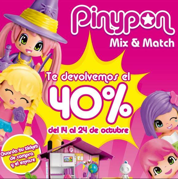 Tus Pinypon en Juguettos.
