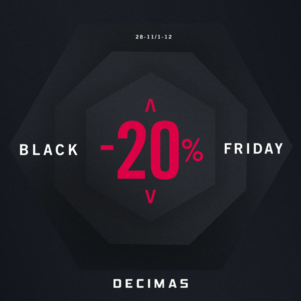 Black Friday en Décimas.