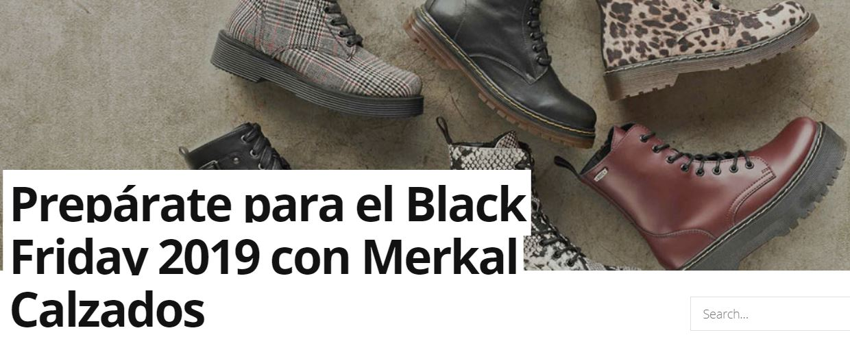Black Friday en Merkal.
