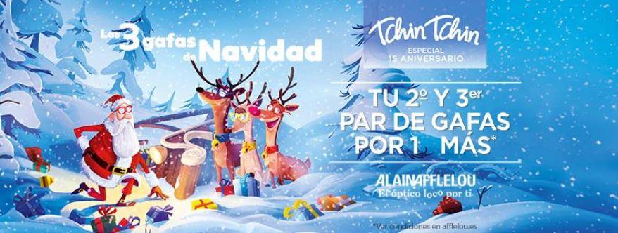 Llega la Navidad a Alain Affelou.
