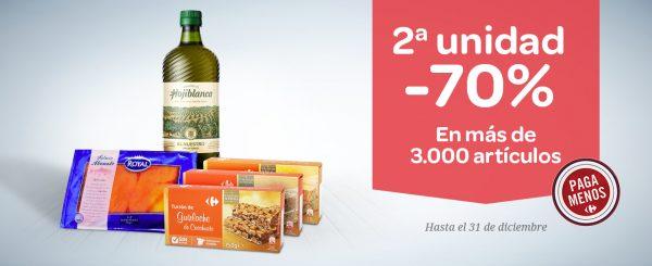 Paga menos esta Navidad con Carrefour.