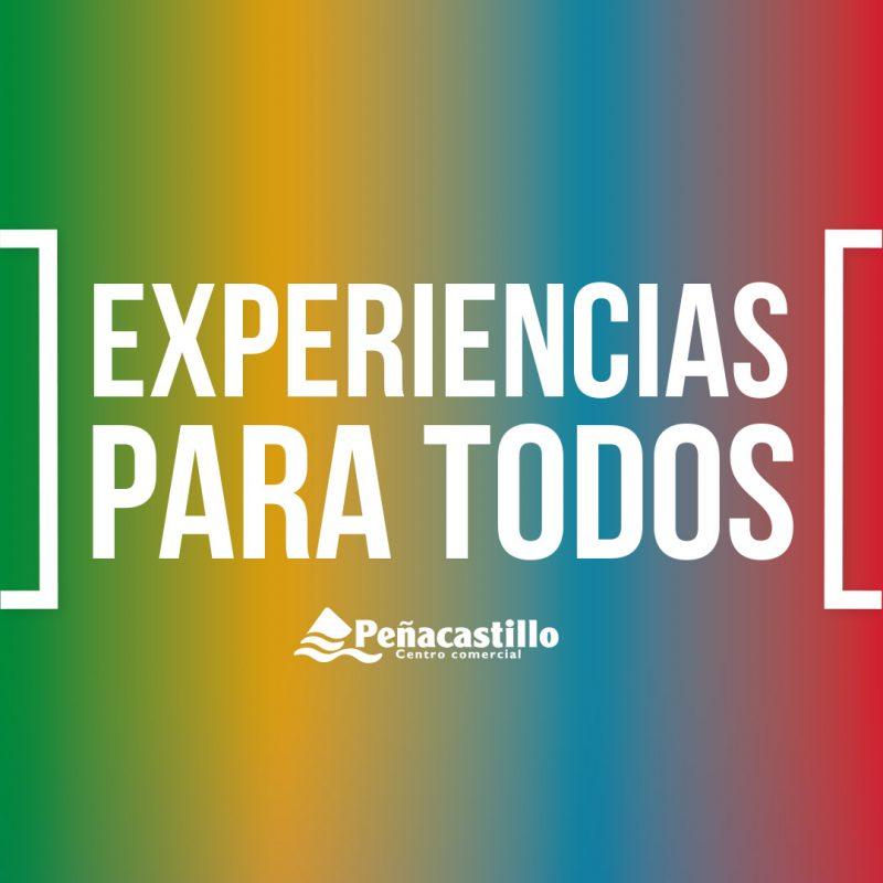 #eXperienciasparatodos