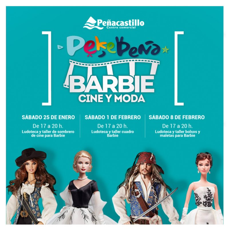 Barbie Pekepeña