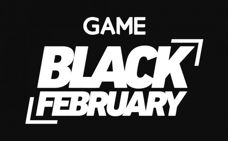 Black February en GAME